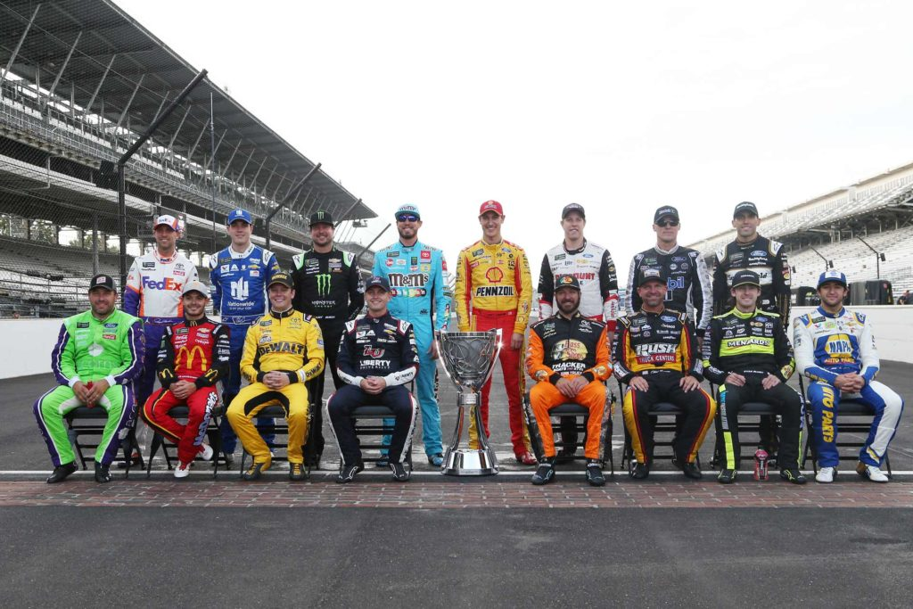 The 2019 Monster Energy NASCAR Cup Series playoff grid is set after the Brickyard 400.