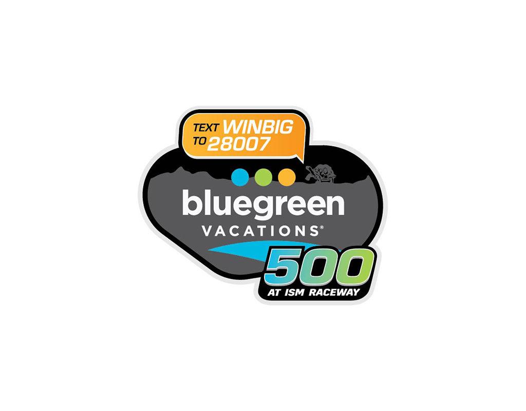 Bluegreen Vacations 500 at ISM Raceway in Phoenix