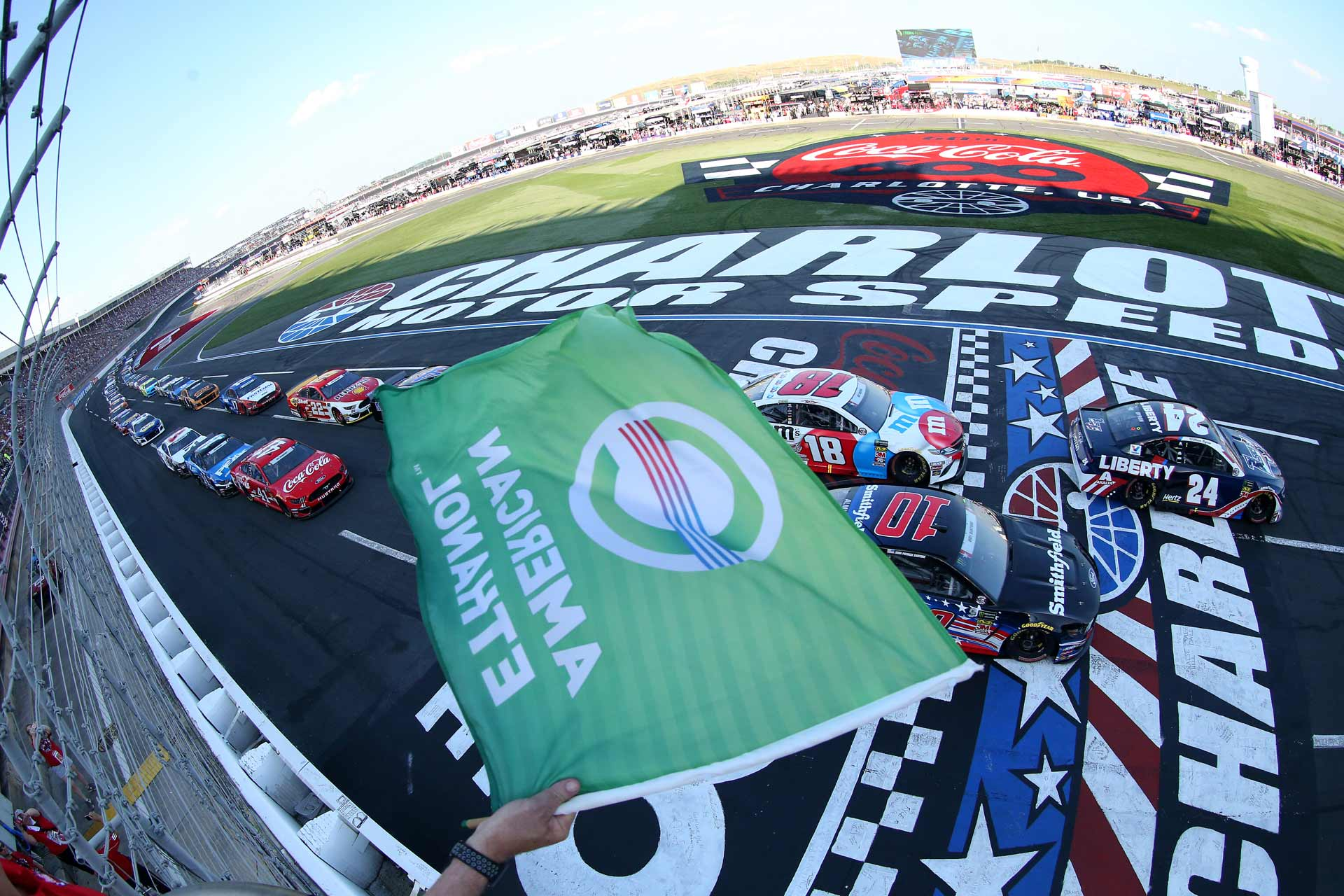 The 2020 NASCAR season is set to take the green flag once again.